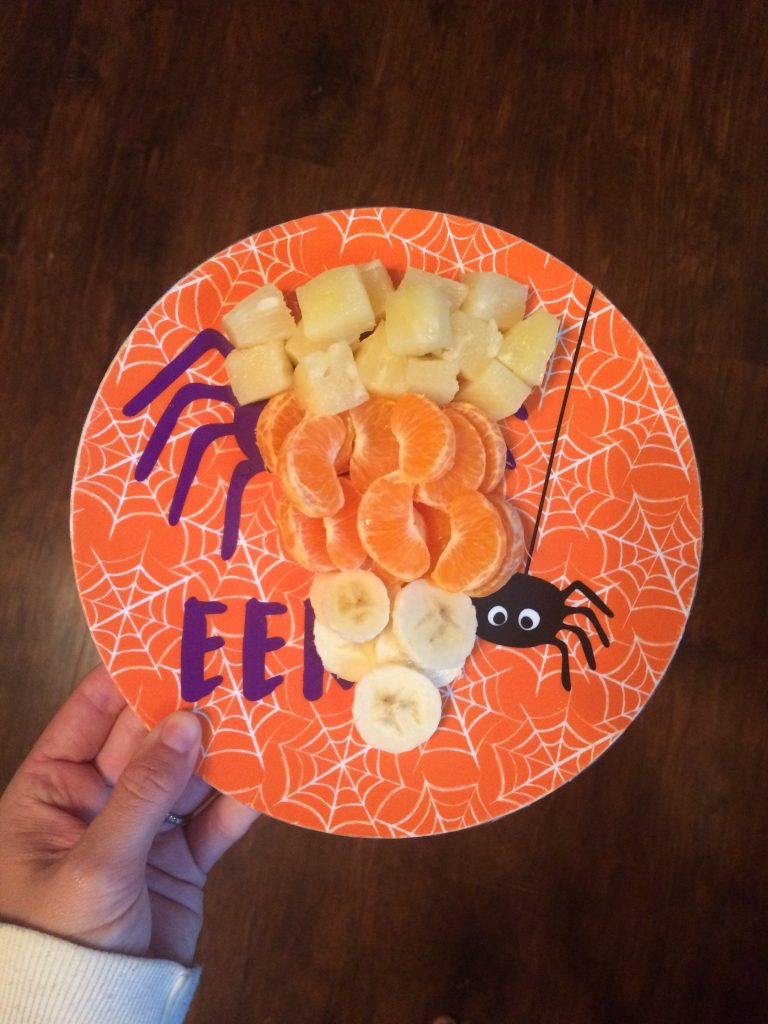 festive halloween food