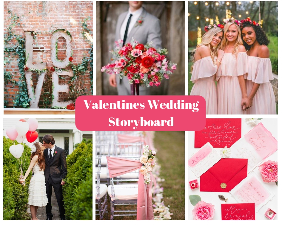 Valentines wedding ideas