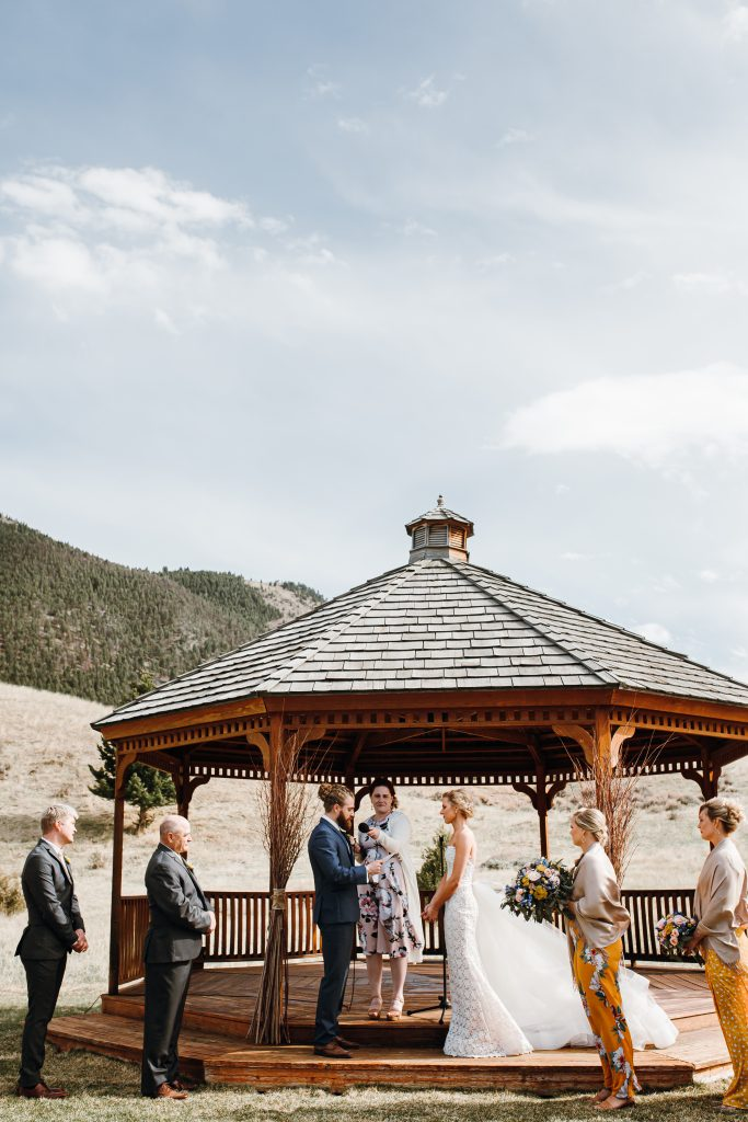 Chico Montana wedding