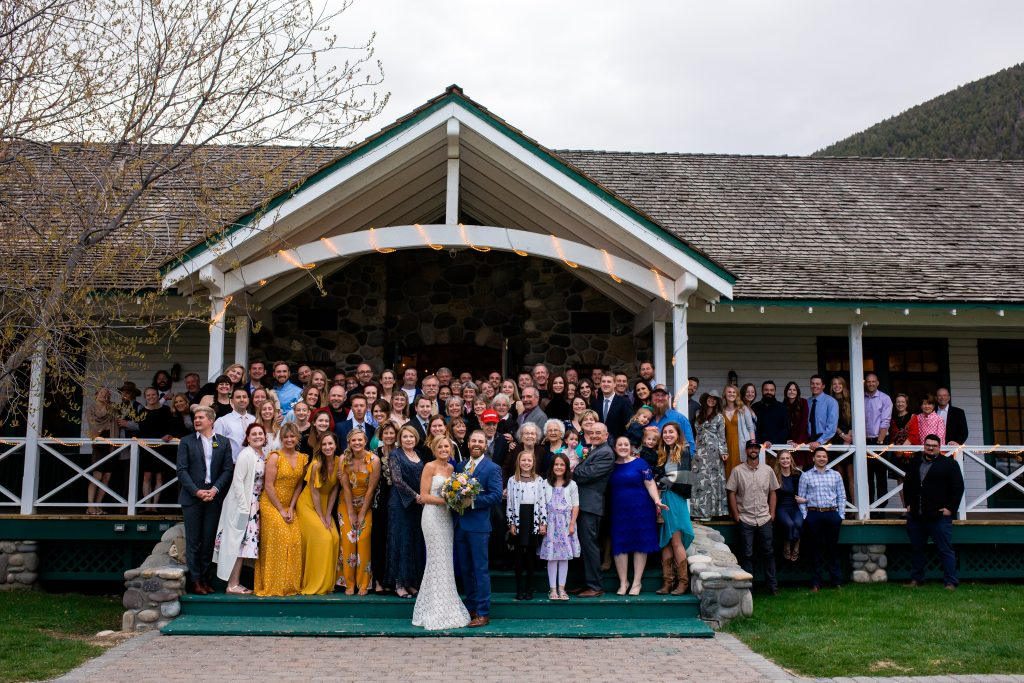 Chico Montana wedding