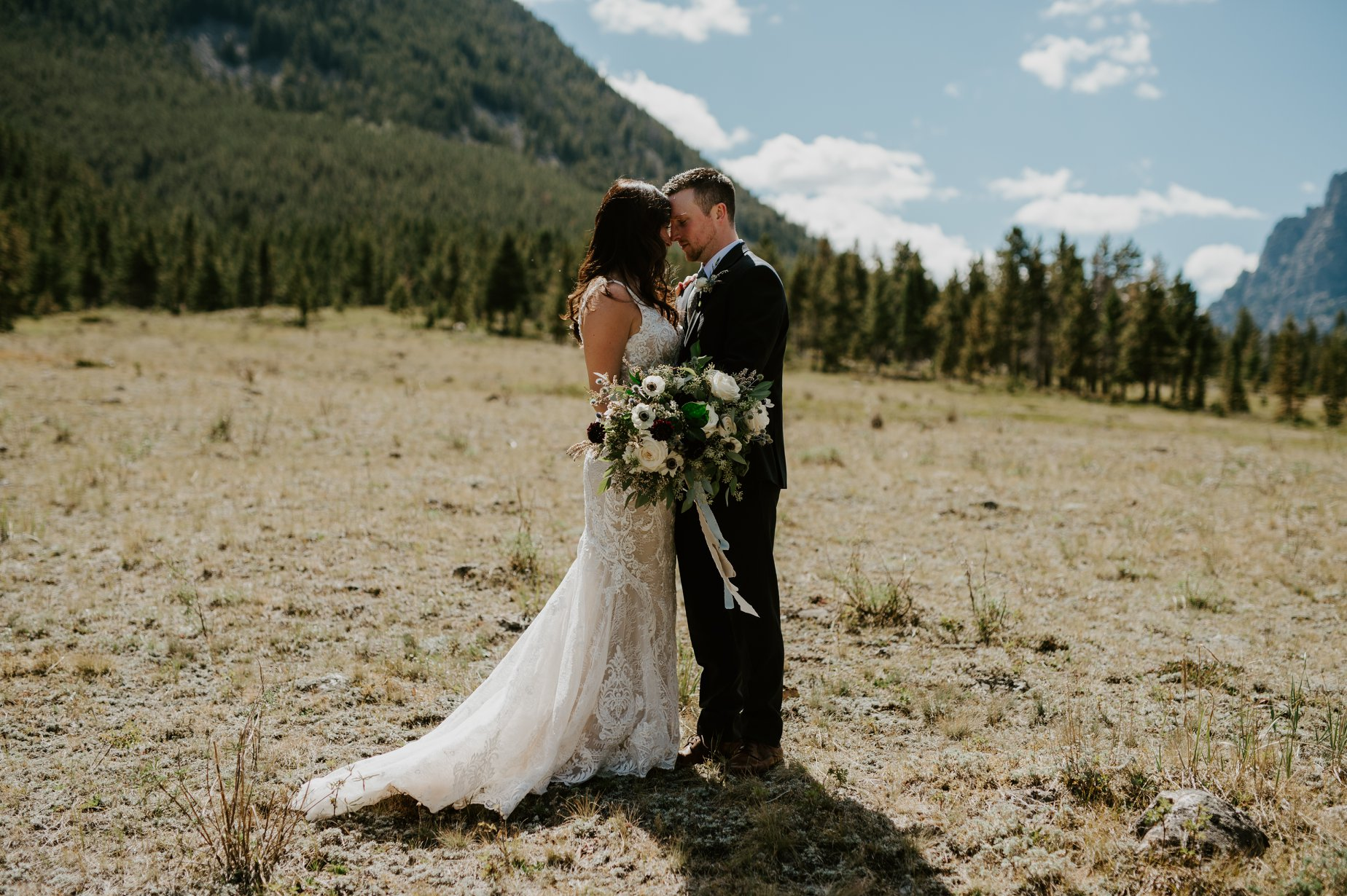 Red Lodge Mt wedding