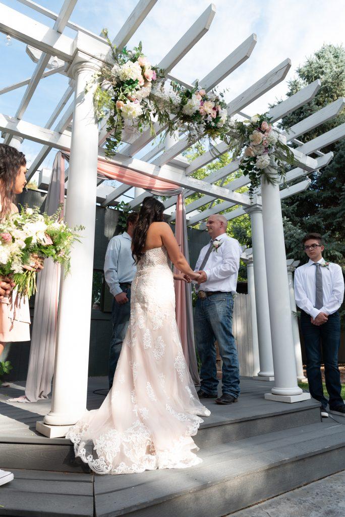 DanWalt Gardens Ceremony
