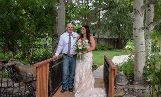 DanWalt Gardens Wedding