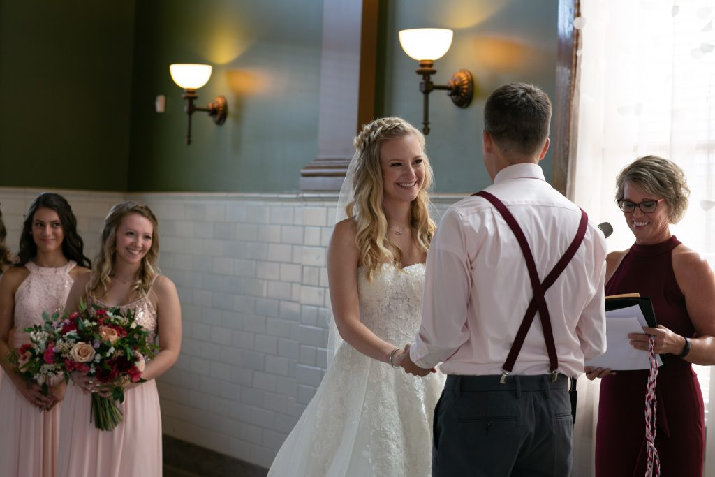 Billings Depot Wedding