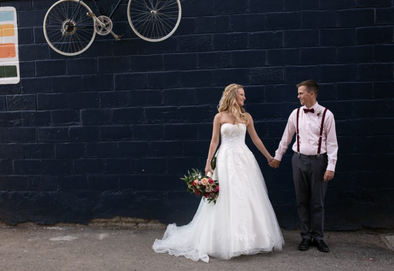 Wedding at the Billings Depot | Greg & Madison